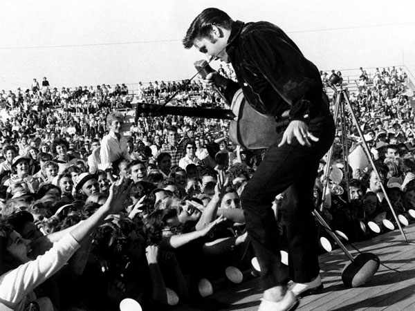 Rock and Roll - Elvis Presley El Rey