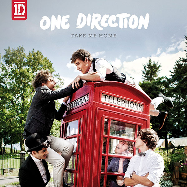 Nuevo álbum Take Me Home de One Direction