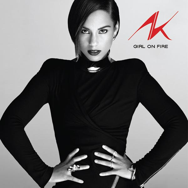 Nuevo álbum de Alicia Keys: Girl On Fire