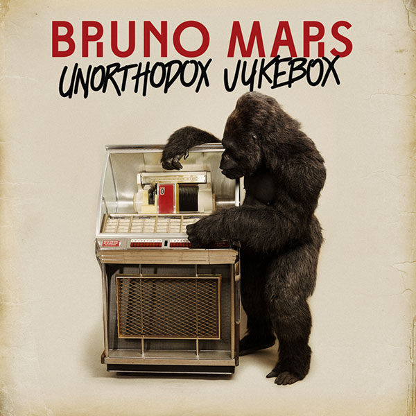 Nuevo disco de Bruno Mars: Unorthodox Jukebox