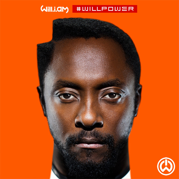 Will.i.am #WILLPOWER (Portada)