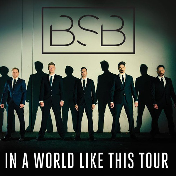 El nuevo álbum de Backstreet Boys: In A World Like This