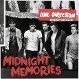 El nuevo disco de One Direction: Midnight Memories