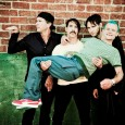 Se avecina nuevo disco de los Red Hot Chili Peppers