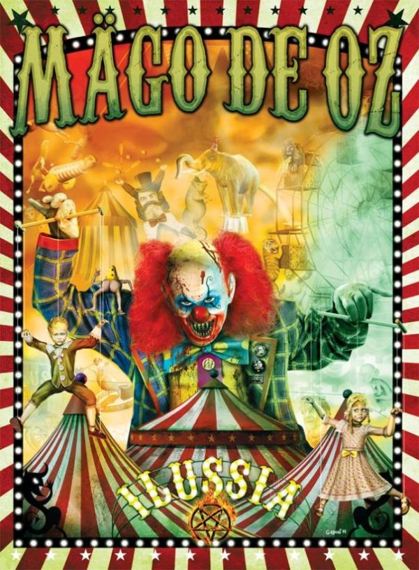 mago de oz illusia