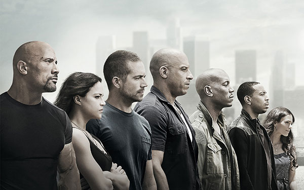 Furious 7 bso