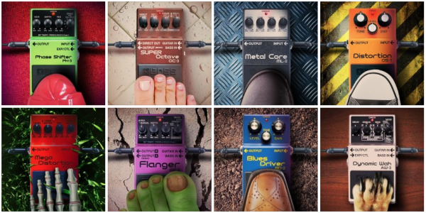Effects-Pedals