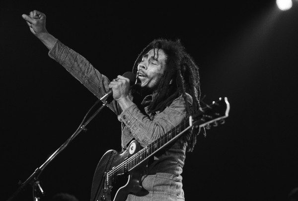 Bob Marley No woman