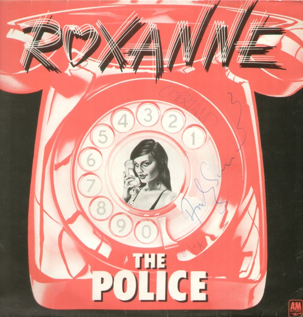 Roxanne The Police
