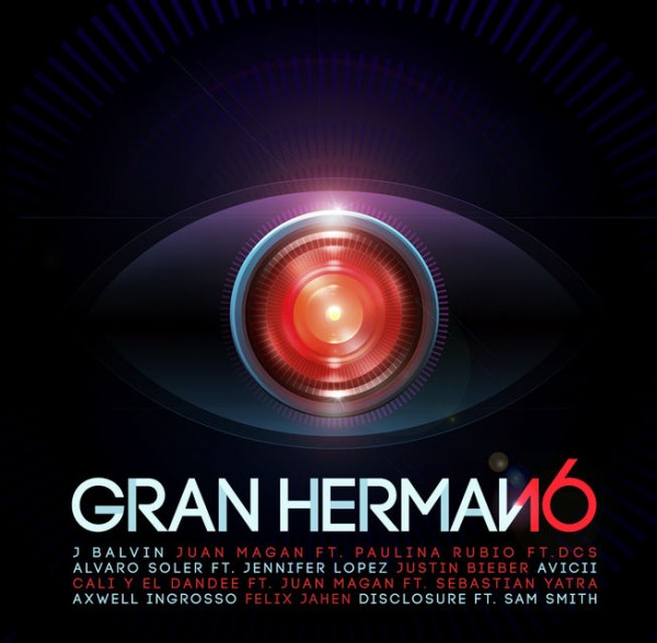 Canciones Gran Hermano 16
